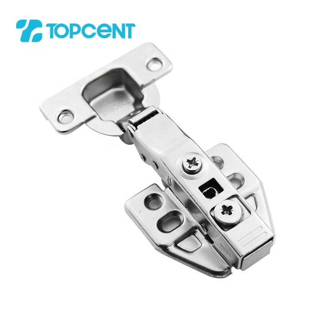Topcent One way soft close furniture kitchen concealed door hinge
