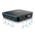 MXQ pro 4k android 10 streaming tv box 32gb 8k 5g wifi smart set top box for tv