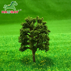 Hot Sale Popular Design Model And Scale Make Miniature Trees For Railway