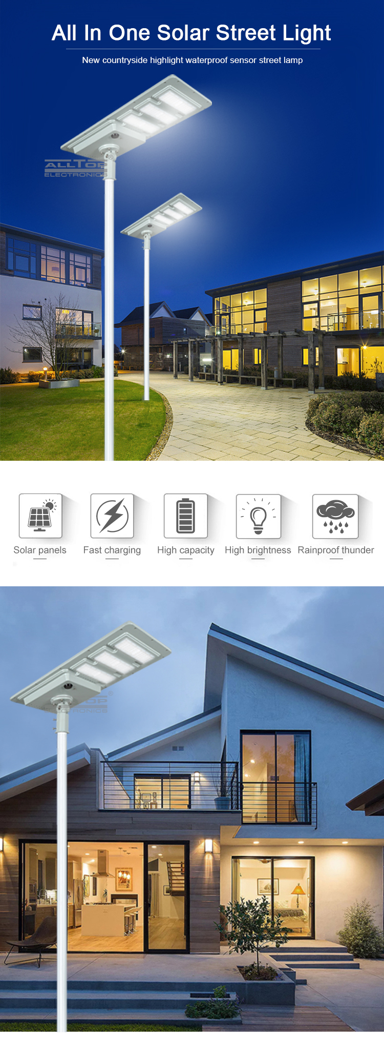 solar street light integrated high-end manufacturer-5