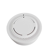 SD202 Factory wholesales wireless standalone smoke alarm detector with OEM service