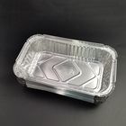 aluminum foil small double layer food storage container china_food_plastic_container