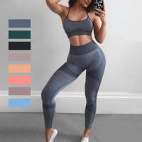 Wholesale Seamless Breathable Fitness & Yoga Wear Workout Ladies Gym Leggings Butt Life Tight Jogging Yoga pants