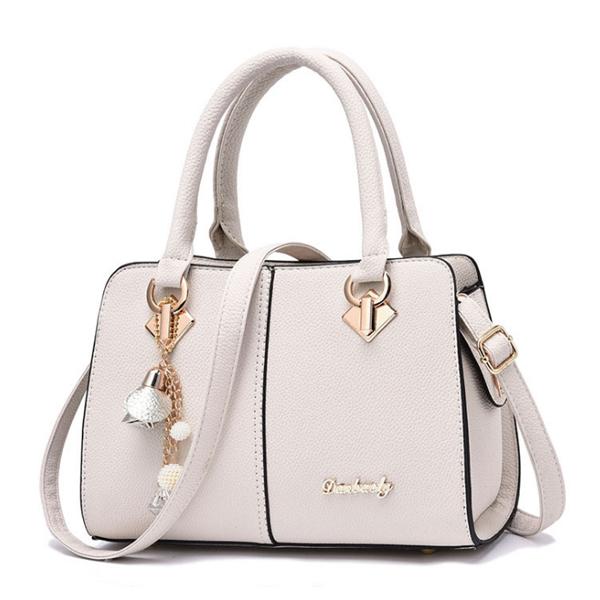 ACELURE, простой стиль, универсальные сумки через плечо с подвеской в виде цветка, однотонный цвет, пэчворк, клатч из искусственной кожи, мягкие ...(Китай)