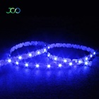 JS SMART LED Manufacturer Outlet S Shape RGB Led Flexible Strip Light SMD 5050 Smart Strip Light 12V / 24V Led Tira