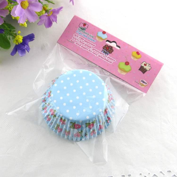2020 Nieuwe Standaard Muffin Bakpapier Cupcake Case
