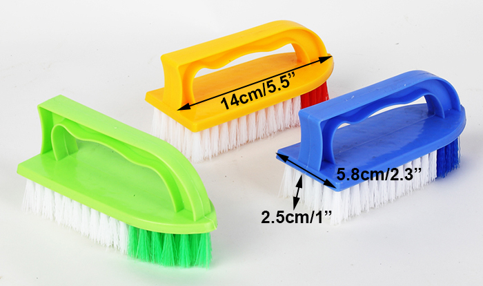 HQ8138 factory plastic cleaning brush mold cheap wash brush hand