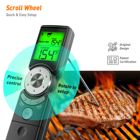 Smart Digital Instant Read Barbecue Cooking Coffee Milk Liquid Thermometer Turkey Meat food BBQ Thermometer With Foldable Probe