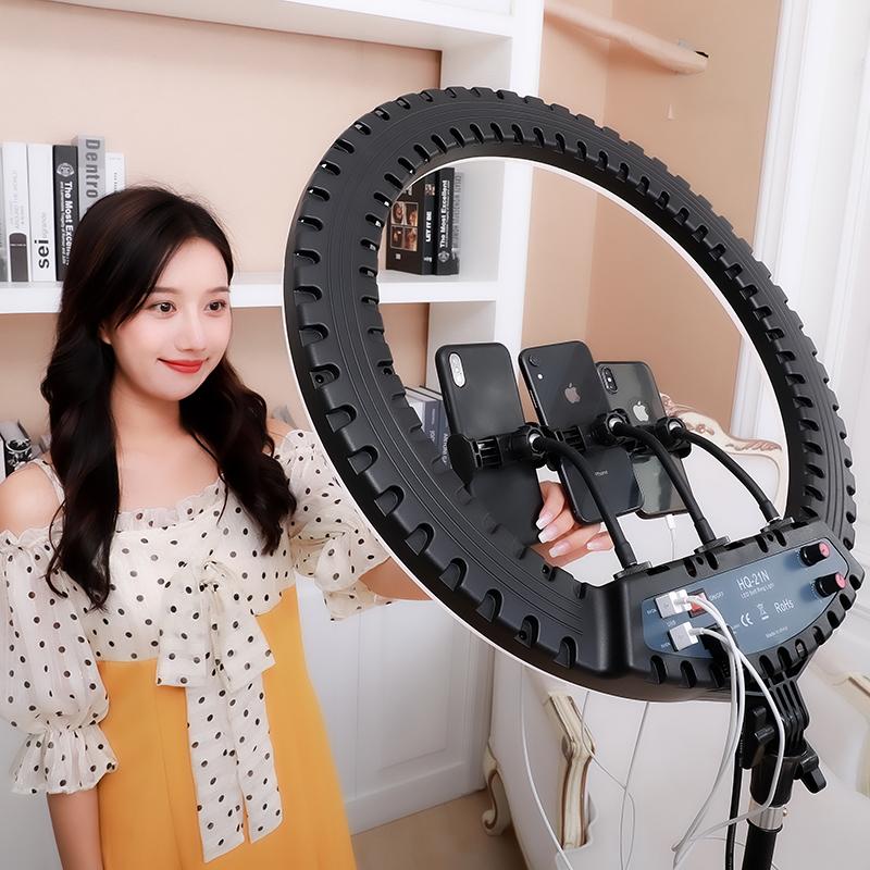 2020 Amazon hot sale 18 inch youtube ring light wholesale ring light, webcam ring light