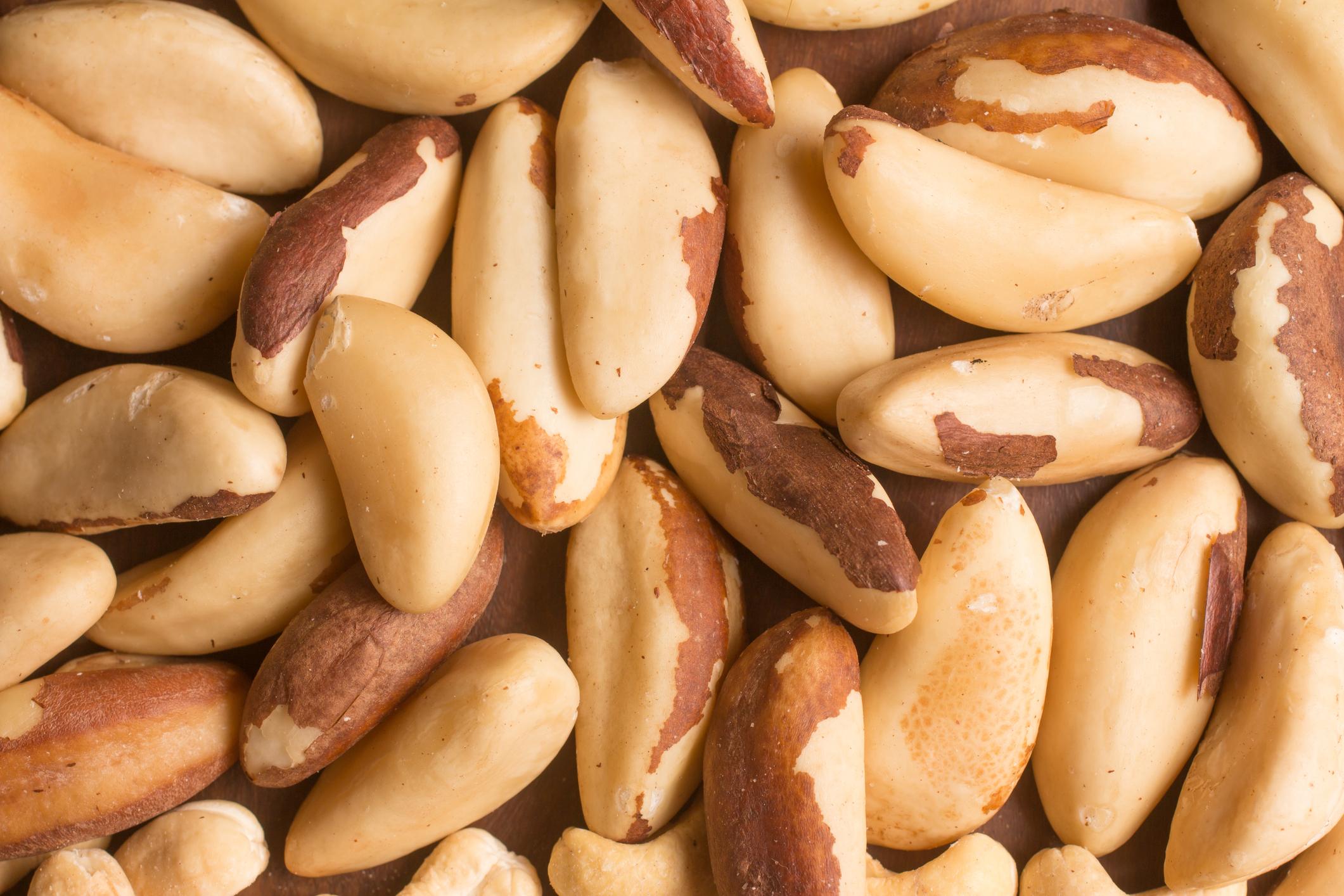 High Quality Ellagic Acid Selenium Mineral Raw Organic Brazil Nut Large