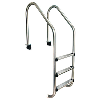 Hot Sale Factory Price Stainless Steel Swimming Pool Ladders 3 Steps Sl  Series Pool Step Ladder - Buy Swimming Pool Ladder,Stainless Steel Swimming  ...