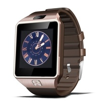 TOP 1 Selling DZ09 Ssmart watch phone SmartWatch DZ 09 with Sim