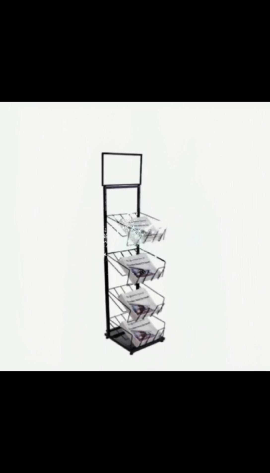 RuiMei — présentoir pour journaux, bibliothèque, prix d'usine, nouveau Design