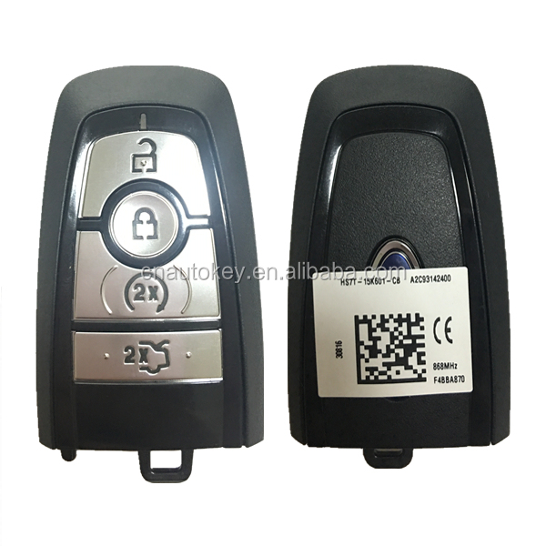CN018093  Sftermarket 4Button Remote smart Key 434MHZ New DS7T-15K601-EF