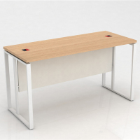 Office Wood Furniture Custom Multimedia Office Table
