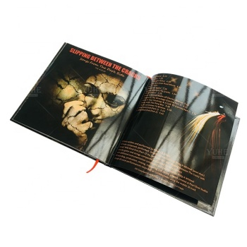 Photography book printing services hardcover album photo book printing