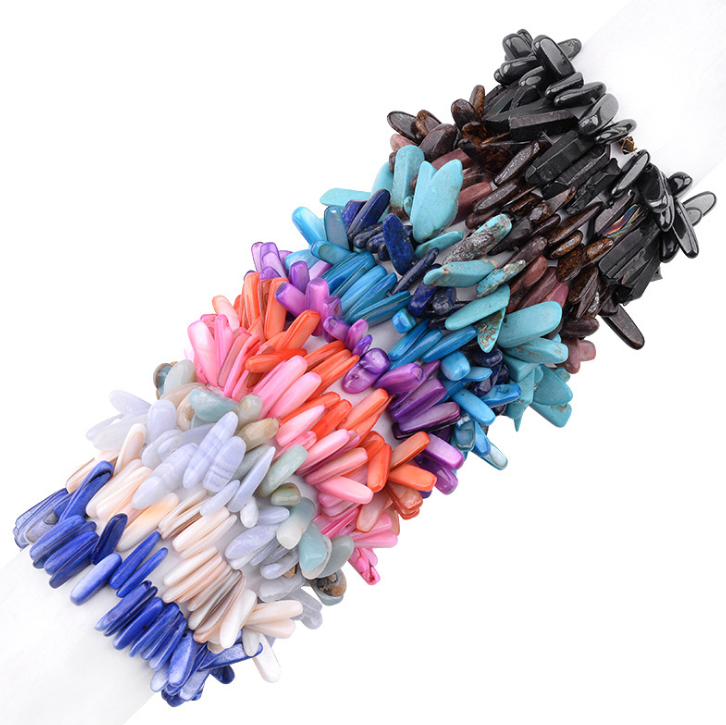 Natural Irregular Crushed moissanite Crystal Bracelet Amazon Supply Pink Austrian Crystal Bracelet Wholesale