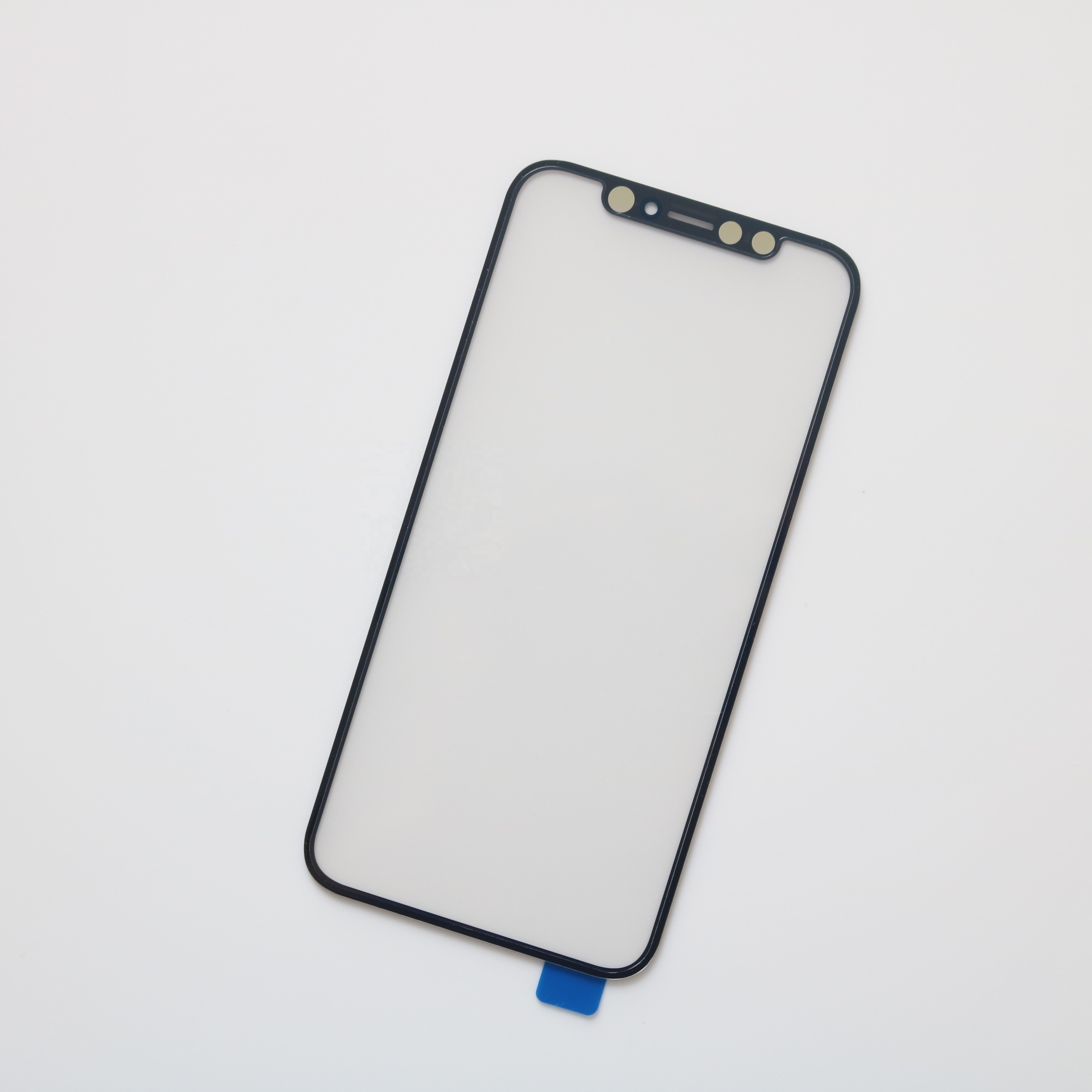 2 in 1 touch screen front glass lens with OCA dry glue for <strong>iPhone</strong> X XS XR 11 Pro Max