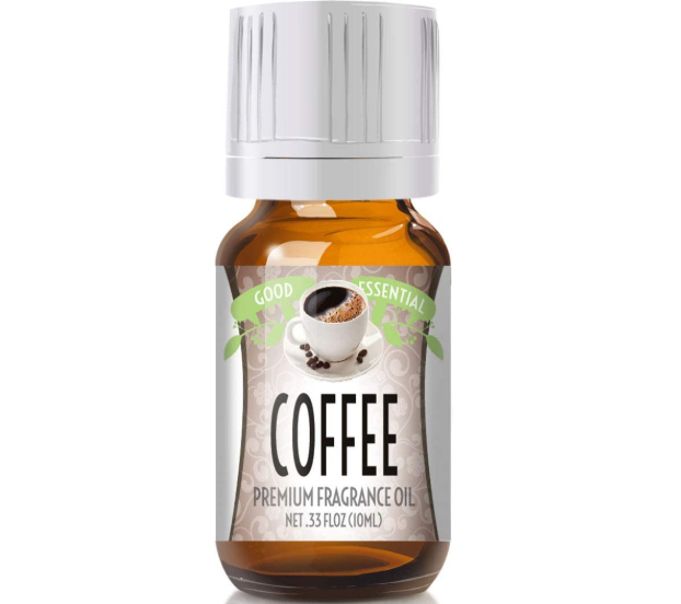 Coffee Scented Oil (Premium Grade Fragrance Oil) - Perfect for Aromatherapy