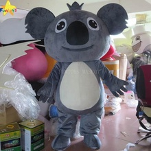Funtoys CE Grappige Fursuit <span class=keywords><strong>Koala</strong></span> Mascot Kostuum Animal Volwassen Pak