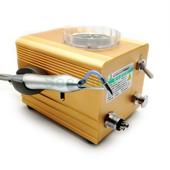 New Dental Air Polisher Machine  / Cleaning Sandblasting Machine