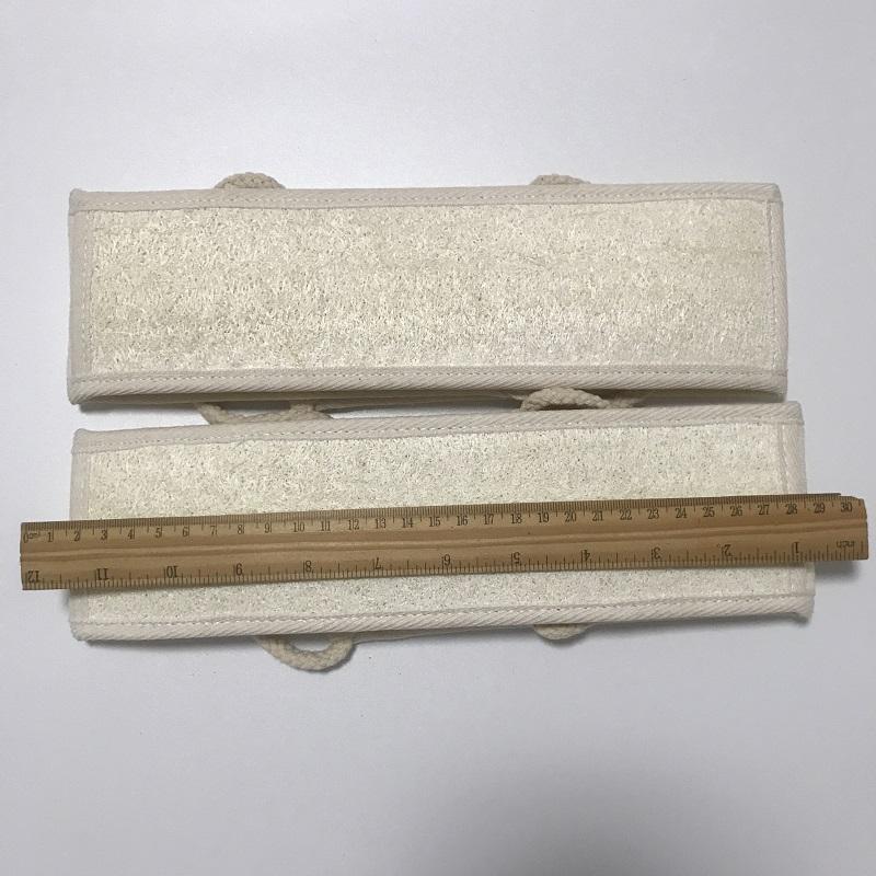 C016 Si gua ла bei натуральный отшелушивающий скраб для тела задней части люфы скруббер для душа