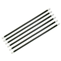 Industry sic heating elements silicon carbide heating element