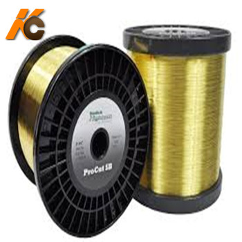 Factory!!!!!! EDM Cutting Brass Wire/ yellow copper wire