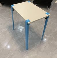 High Quality Clamp Table Legs Metal Floyd Table Legs Coffee Dining Table Frame Base