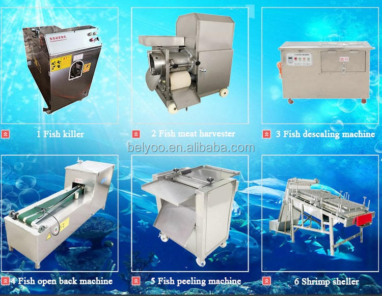 Good quality Tilapia fish fillet machine Automatic salmon fish slicer cutting machine