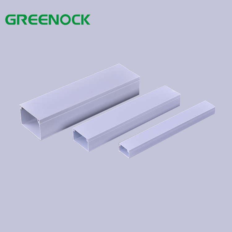 Ce Durable Decorative <strong>Industrial</strong> Wire 25Mm Wall Pvc <strong>Trunking</strong> Electrical/Pvc-<strong>Trunking</strong>