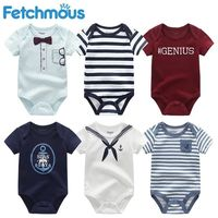 15 Model new arrival short sleeve new born baby clothes sets