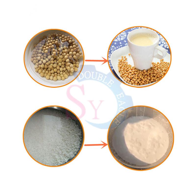 Aço inoxidável de alta qualidade automática 30 kg/h manteiga de amendoim que faz a máquina/moinho de pedra máquina de moer pasta de gergelim comercial