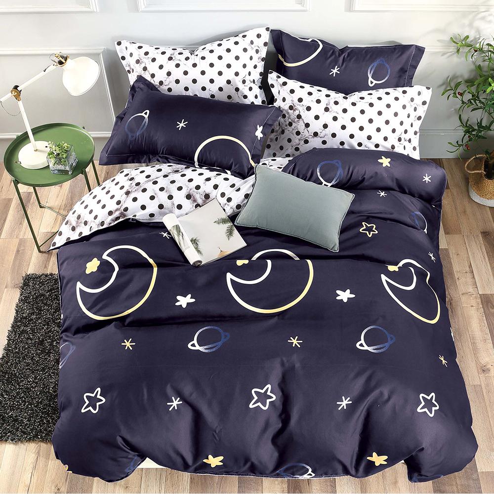 Duvet Cover Katun Organik Bed Sheet Set Bambu Bantal Bayi Polyester