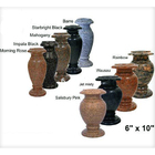 Low price cheap headstone vases with long-term service