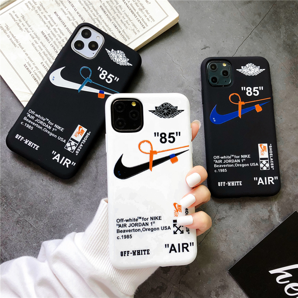 Fashion Sports Brand Street Tide Soft Phone Case for iPhone 11 PRO <strong>MAX</strong>