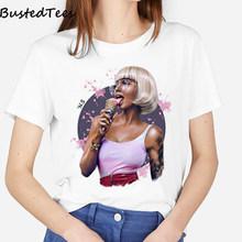 Популярные 90S Новые Харадзюку женские футболки с принтом для девочек летние эстетические мягкие топы футболки размера плюс(Китай)