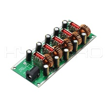 5V 2.4A usb şarj PCB kartı 5 port pil powered hub