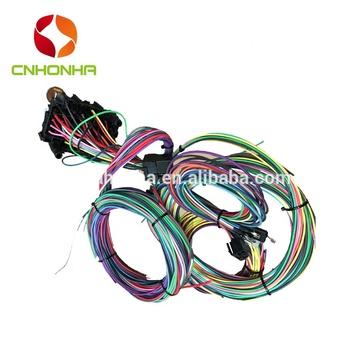 automotive wire harness kits 21circuit automotive wire harness universal automotive complete  21circuit automotive wire harness