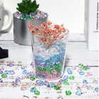 Crystal Table Confetti Wedding Transparent Clear Large Acrylic Diamond Drops for Wedding Decoration