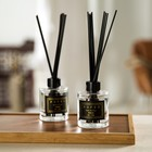 High quality water liquid air freshener aroma home fragrance reed diffuser
