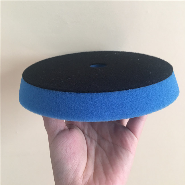Auto care waxing polishing pad