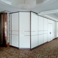 Soundproof movable partition walls restaurant partitions room dividers partitionings