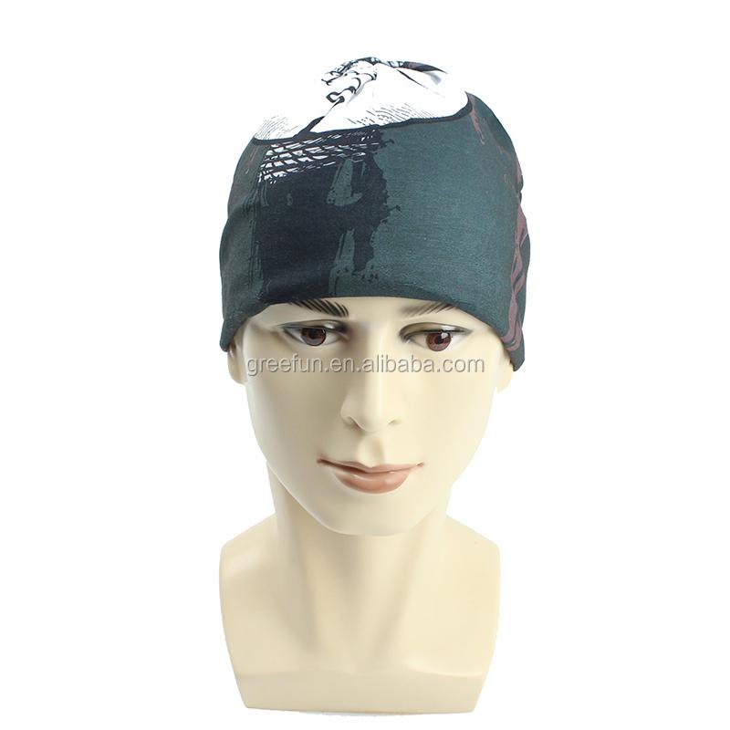 Thể thao Headband Mặt Lá Chắn Tùy Chỉnh Bandana Mặt Nạ Chạy Yoga Tập Thể Dục Thời Trang Khác Tập Luyện Yoga Thể Thao Đối Với Trượt Tuyết, Snowboard