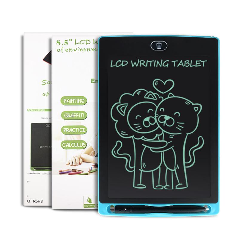 Promosyon hediyeler iş dijital grafik çizim tablet çocuklar eğitim LCD yazma tableti