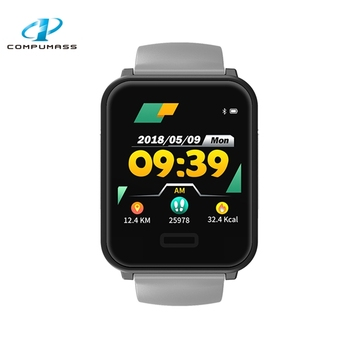 wholesale 1.3 Inch IP67 Waterproof Smart Watch Smart Bracelet Wrist Band Smartwatch