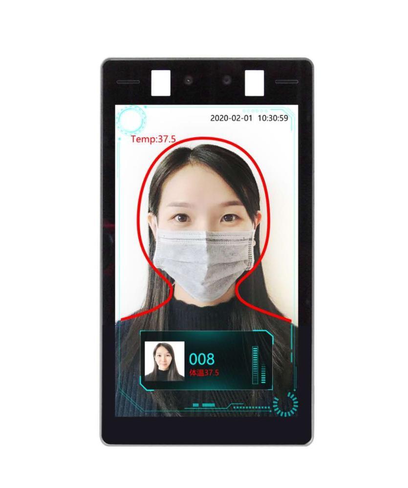 fever detection thermal imaging camera body temperature