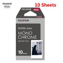 10 листов Fuji Fujifilm instax mini Film 9 8 пленок для Fujifilm instant mini 9 8 7s 25 50s 9 90 камера Sp-2 фотобумага(Китай)