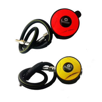 Factory Sales Customized Scuba Diving Regulator Adjustable Type With Factory Price