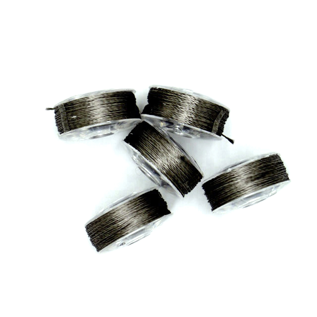 Conductive Filament Electrically Stainless Steel Fiber High Strength Sewing Metallic Yarn Thread